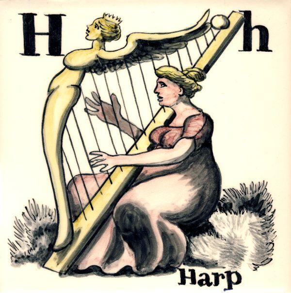 Alphabet-tile-H-Harp