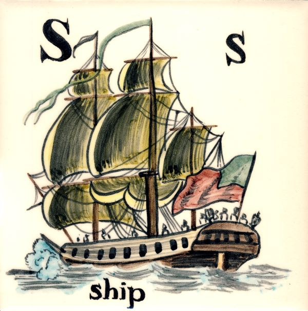 Alphabet-tile-S-Ship