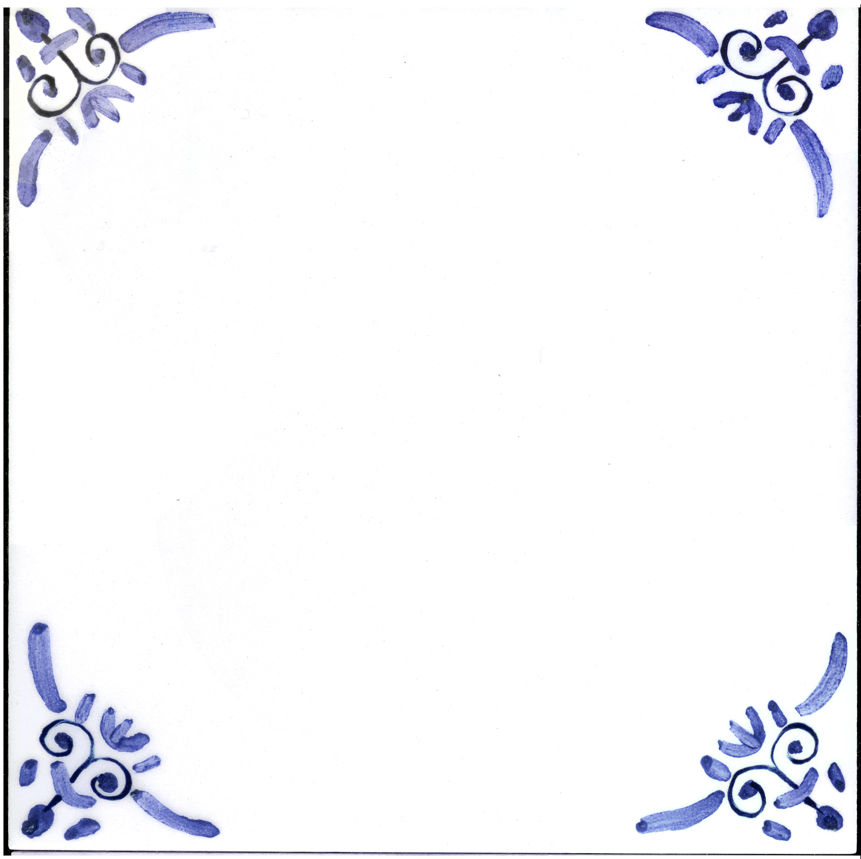 Blue-delft-corner-tile