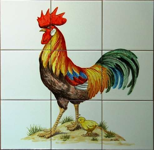 Chickens, hens, roosters and cockerels 11
