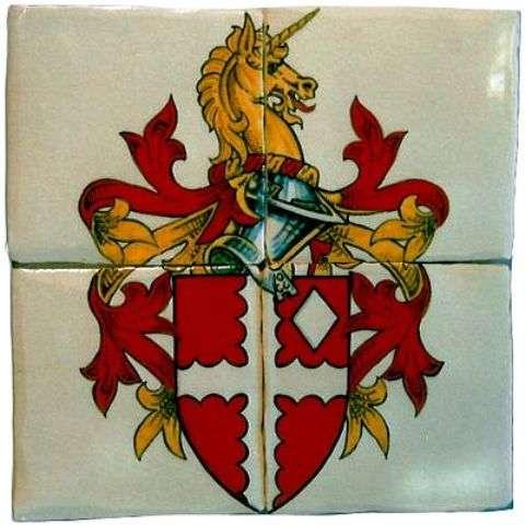 Coat of Arms - unicorn