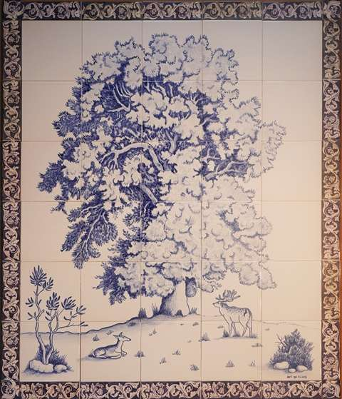Delft Tree Panel