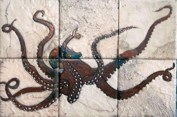 Marine - octopus