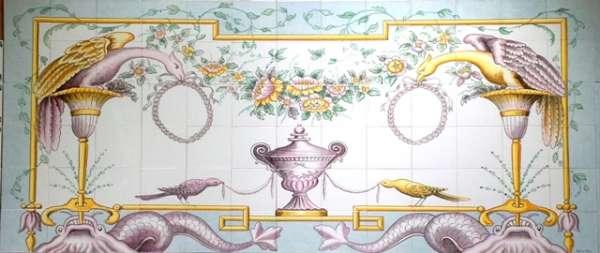 Portuguese Classical Panel