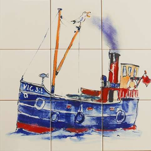 Puffer Steamboat 2