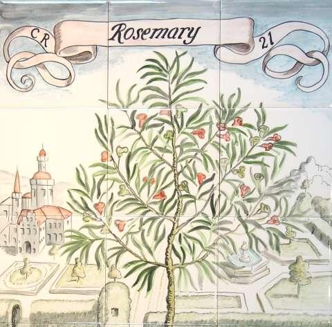 Rosemary Mural