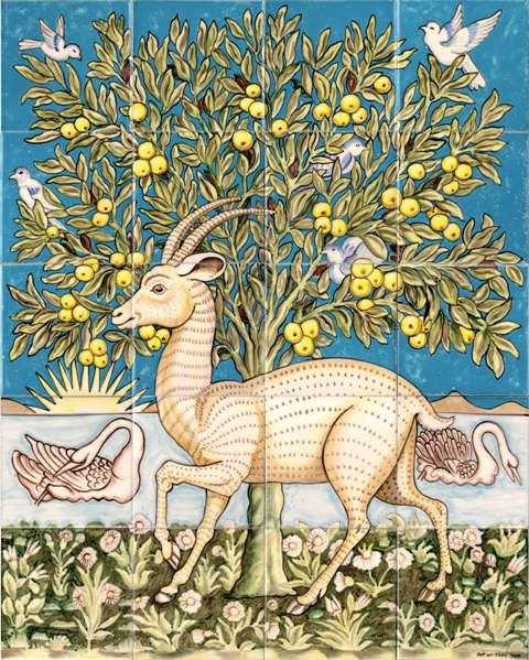 William Morris Goat
