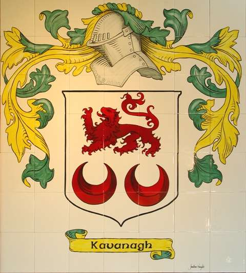 Coat of Arms - lion