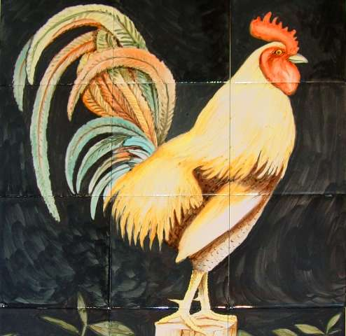 Chickens, hens, roosters and cockerels 10