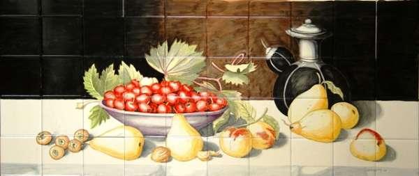 Dutch still life - fruit 2