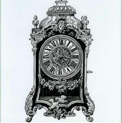 Neo-classical clock