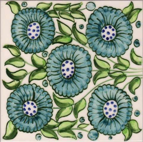 William Morris Floral 1