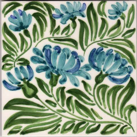 William Morris Floral 2