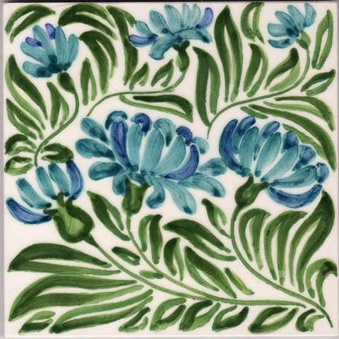 William Morris Floral 2