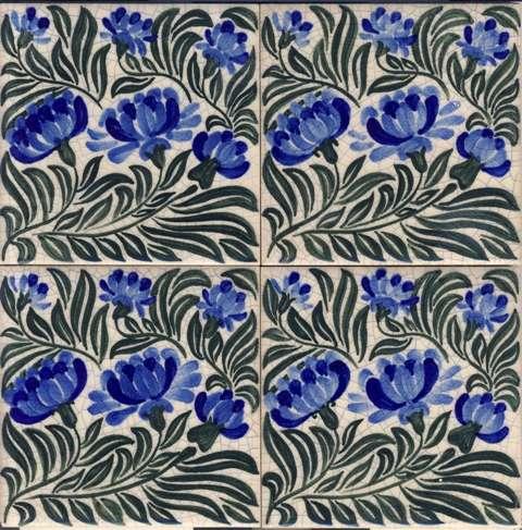 William Morris Tiles