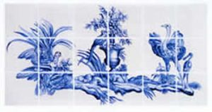 handpainted tiles how to guide art on tiles