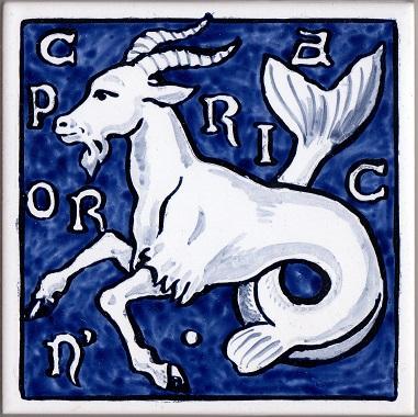 Zodiac-Capricorn-Tile
