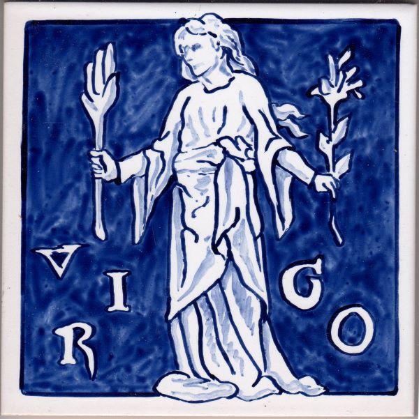 Zodiac-Virgo-Tile