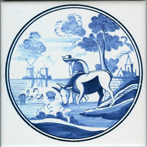 Delft-Tiles-Circle-2
