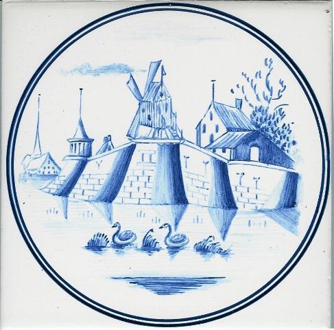 Delft-Tiles-Circle-5