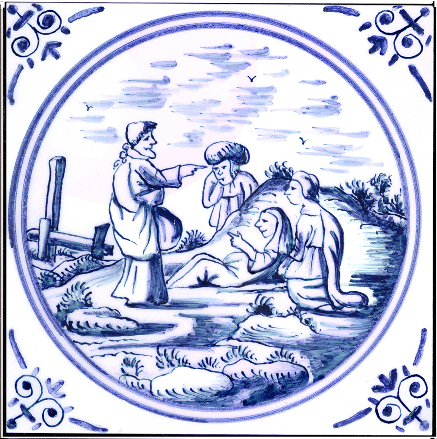Delft-tile-corners-circle-4